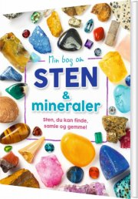 min bog om sten og mineraler - bog