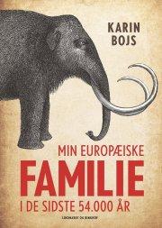 min europæiske familie i de sidste 54.000 år - bog