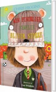min finurlige familie bliver større - bog