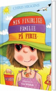 min finurlige familie på ferie - bog