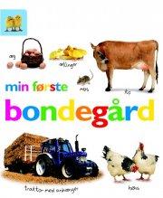min første bondegård - bog