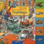 min første myldrebog om trafikken - bog