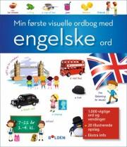 min første visuelle ordbog med engelske ord - bog