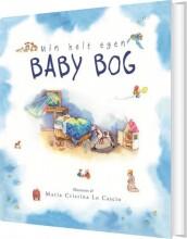 min helt egen baby bog - bog