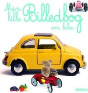 min lille billedbog om biler - bog