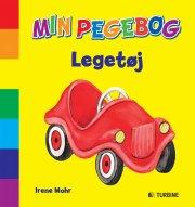 min pegebog - legetøj - bog