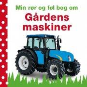min rør og føl bog om: gårdens maskiner - bog