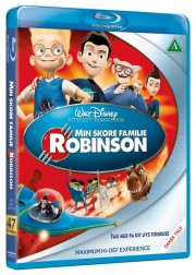 min skøre familie robinson / meet the robinsons - disney - Blu-Ray
