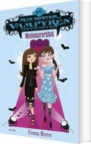 min søster, vampyren 16: modemareridtet - bog