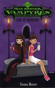 min søster, vampyren 2: smil til kameraet - bog