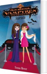 min søster, vampyren 8: stjerneliv - bog