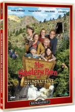 min søsters børn og guldgraverne - DVD