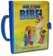 min store bærbare bibel - bog
