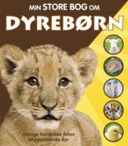 min store bog om dyrebørn - bog