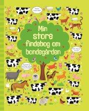 min store findebog om bondegården - bog