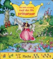 min tælle-vrimlebog med den lille prinsesse - bog