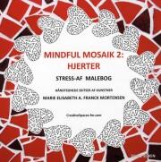 mindful mosaik 2: hjerter - bog