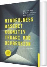 mindfulness-baseret kognitiv terapi mod depression - bog