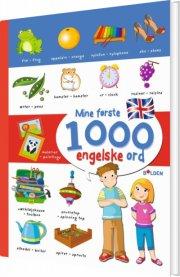 mine første 1000 engelske ord - bog
