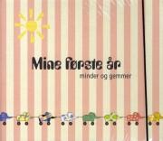 mine første år - minder og gemmer - bog