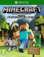 minecraft - favorit pack - xbox one
