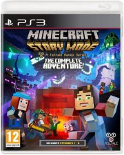 minecraft - story mode: the complete adventure - PS3