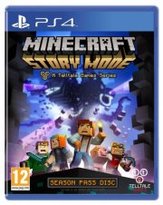 minecraft: story mode - PS4