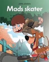 mini ps, mads skater - bog