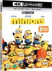 minions - 4k Ultra HD Blu-Ray