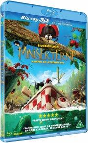 minisekterne - kampen om myrernes dal - 3D Blu-Ray