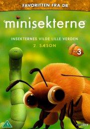 minisekterne / minuscule - sæson 2 - del 3 - DVD
