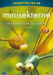 minisekterne / minuscule - sæson 2 - del 7 - DVD