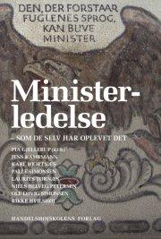 ministerledelse - bog