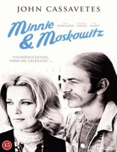 minnie and moskowitz - DVD