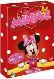 minnies sløjfebutik // detektiv minnie - DVD
