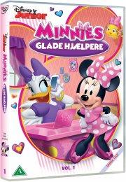 minnies glade hjælpere - vol. 1 - DVD