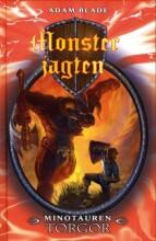 monsterjagten 13 - minotauren torgor - bog