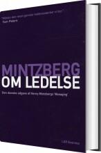 mintzberg om ledelse - bog