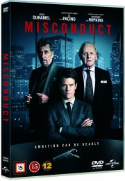 misconduct - DVD