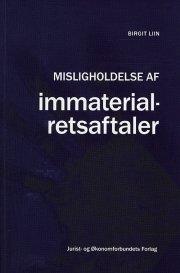 misligholdelse af immaterialretsaftaler - bog