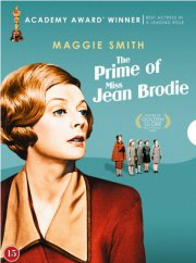 miss brodies bedste år / the prime of miss jean brodie - DVD