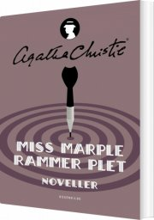 miss marple rammer plet - bog