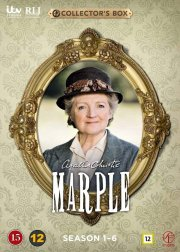 miss marple - sæson 1-6 - DVD