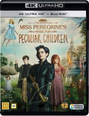 miss peregrines home for peculiar children - 4k Ultra HD Blu-Ray