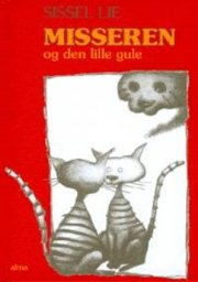 misseren og den lille gule - bog