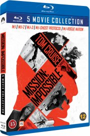 mission impossible 1-5 box set - Blu-Ray