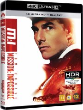 mission impossible 1 - 4k Ultra HD Blu-Ray