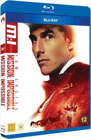 mission impossible 1 - Blu-Ray