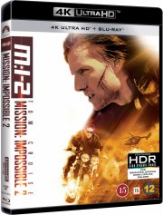 mission impossible 2 - 4k Ultra HD Blu-Ray