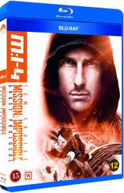 mission impossible 4 - ghost protocol - Blu-Ray